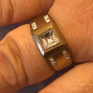 Other - Mens Ring Bollywood Indian Traditional Golden Ring